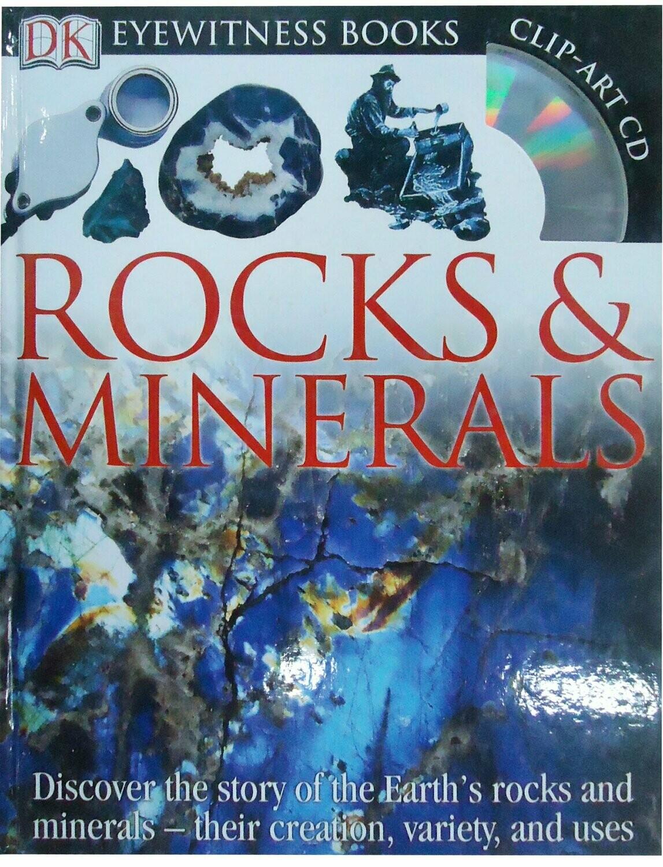 Eyewitness Books Clip Art CD - Rocks & Minerals