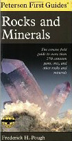 Peterson First Guides' - Rocks & Minerals