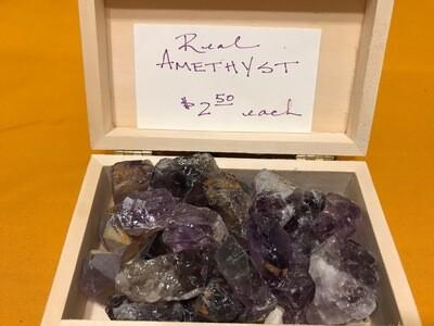 Real Amethyst
