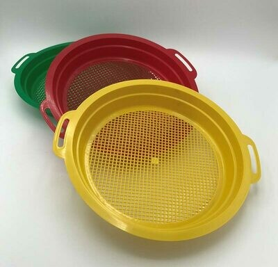 Kids Plastic Sifters