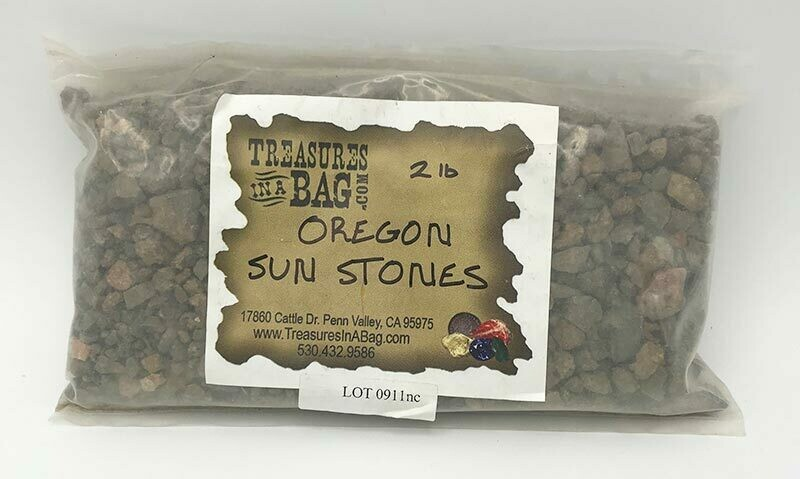 Oregon Sun Stones