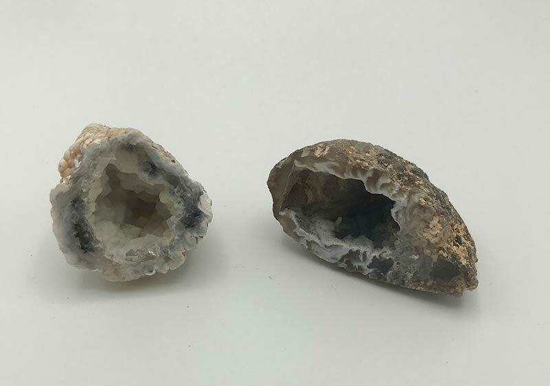 Two Geodes