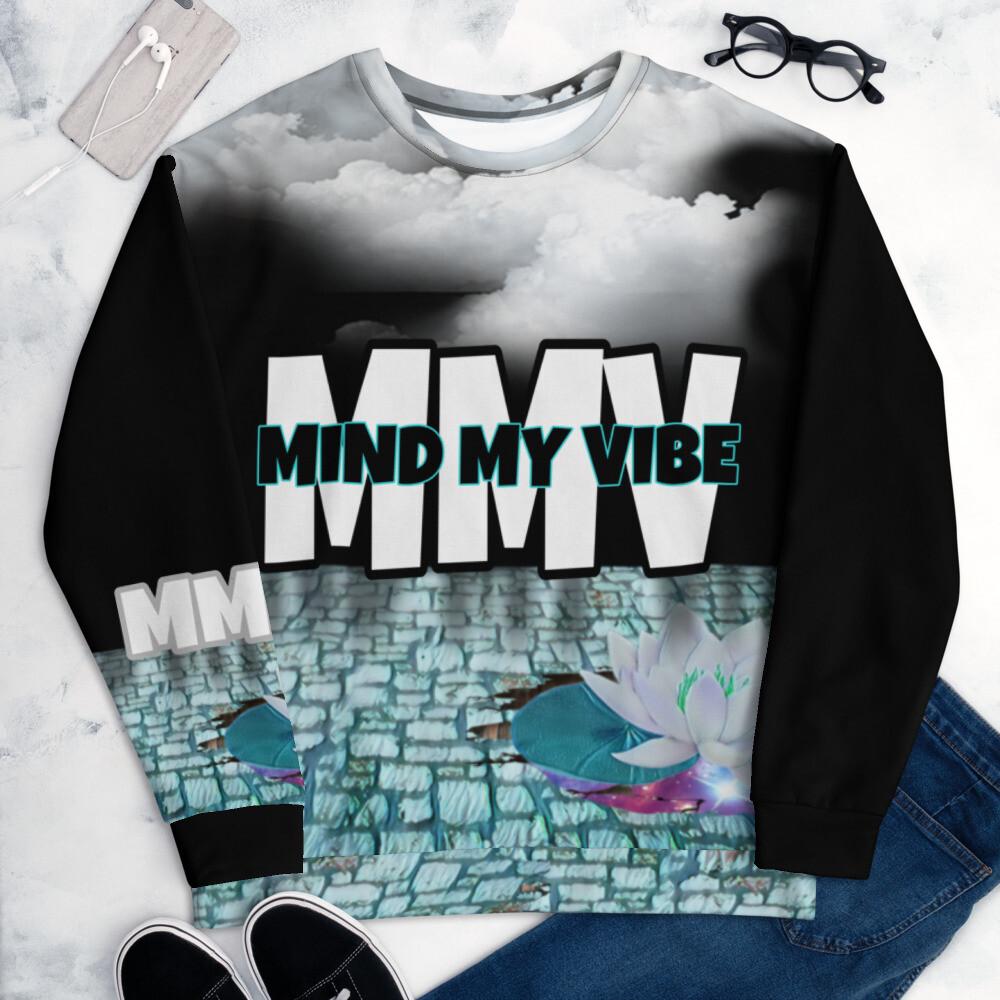 MMV Lotus/Perseverance unisex Sweatshirt
