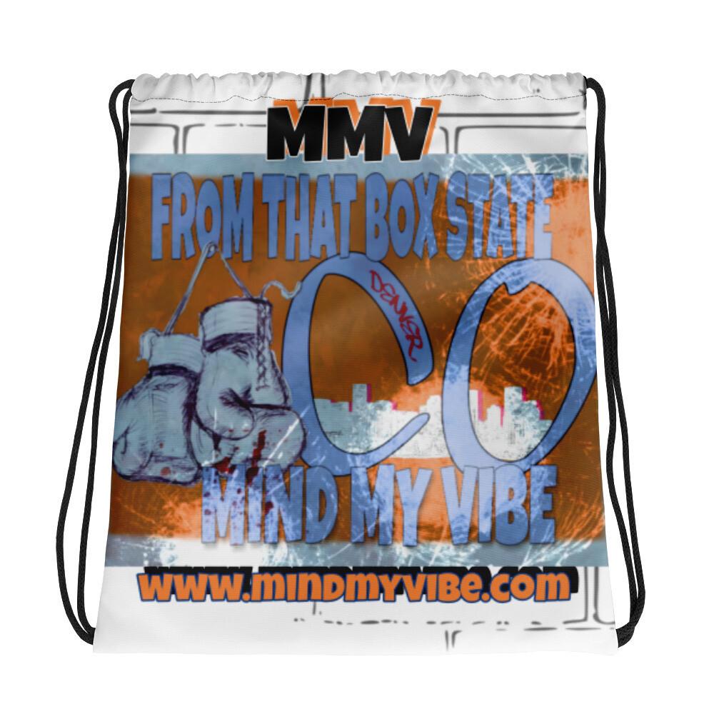 MMV-Box State, DenCo/ACo  2Side-Drawstring bag