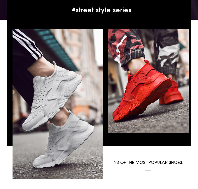 Sporty casual sneakers