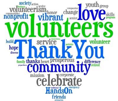 Interested in Volunteering?