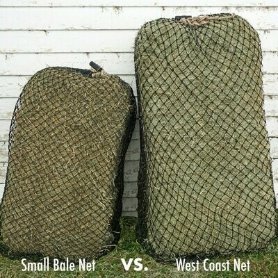 HAY CHIX® WEST COAST NET - square bale