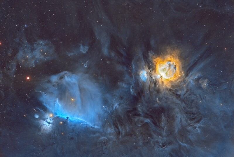 The Orion Nebula Region
