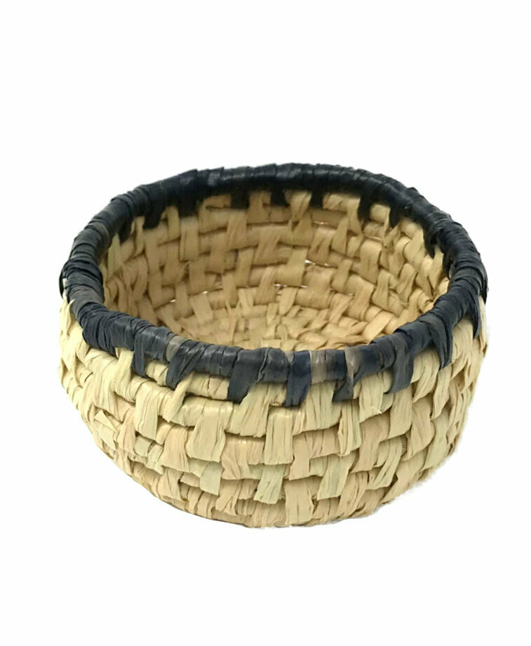 Coiled Basket Kit For Beginners- Wrap Stitch