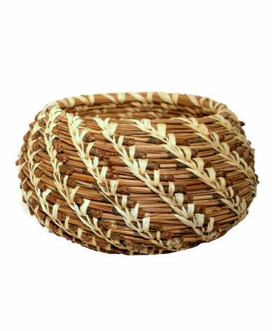 Coiled Basket Kit - Pine Needle