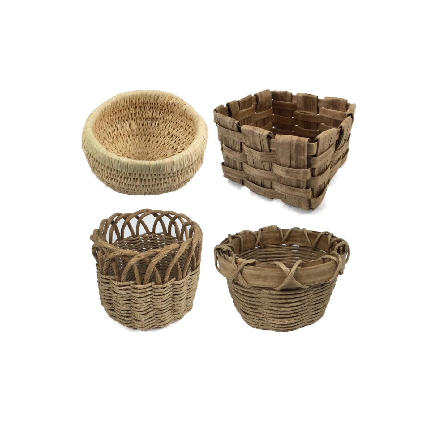 Beginner Basket Kit - Set of Four