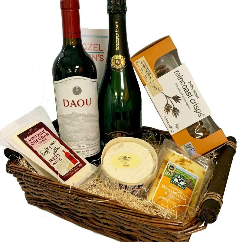 Ultimate Cheese Basket