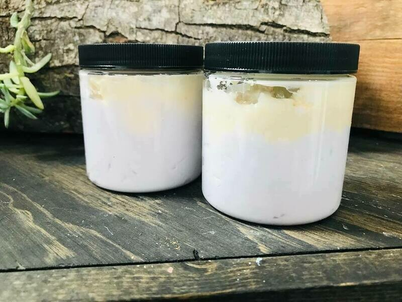 Lavender Lemon Body Whip