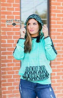 Crazy Train Lacey Lou Hoodie