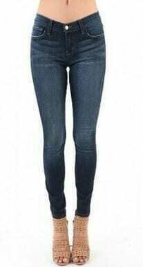 Judy Blue Jeans - 8390PL