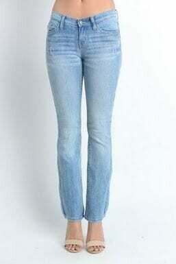 Judy Blue Jeans - Light Wash 8235PL