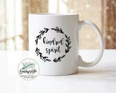 Kindred Spirit Drink-ware