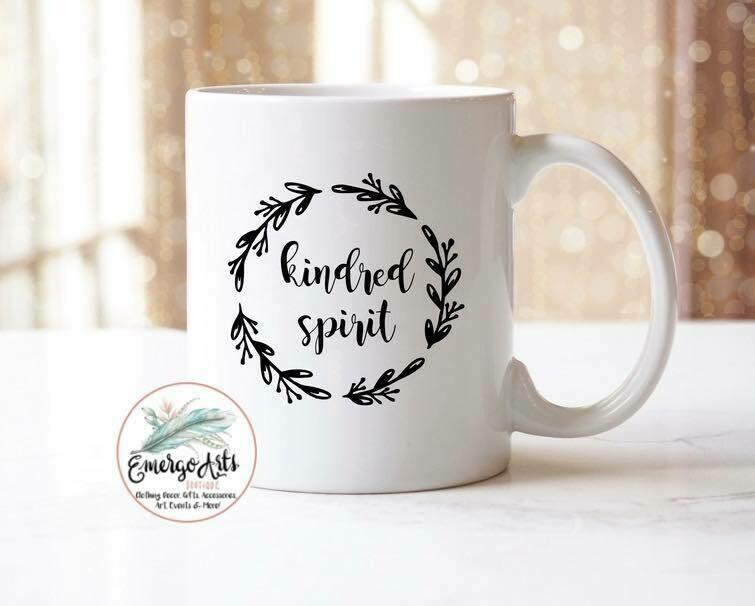 Kindred Spirit Drink-ware
