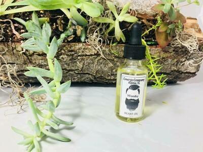 Woodsy - Beard Oil