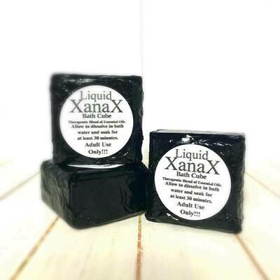 Liquid Xanax - Bath Steamer Cube Bomb