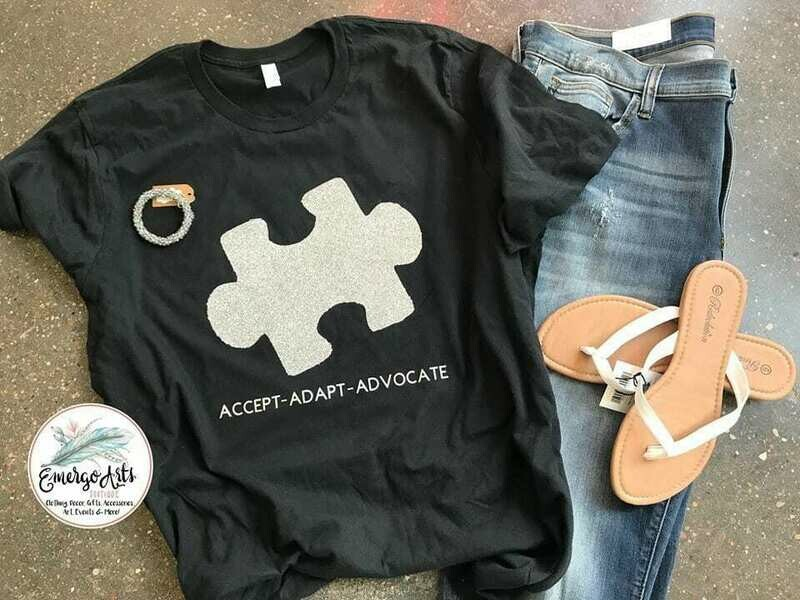 Puzzle Advocate - Tee