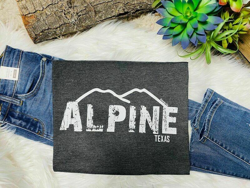 Alpine Mountains Tee