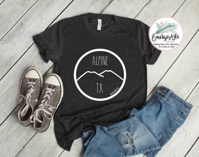 Alpine Circle - Graphic Tee