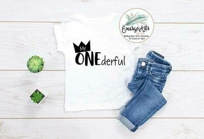 ONEderful Tee