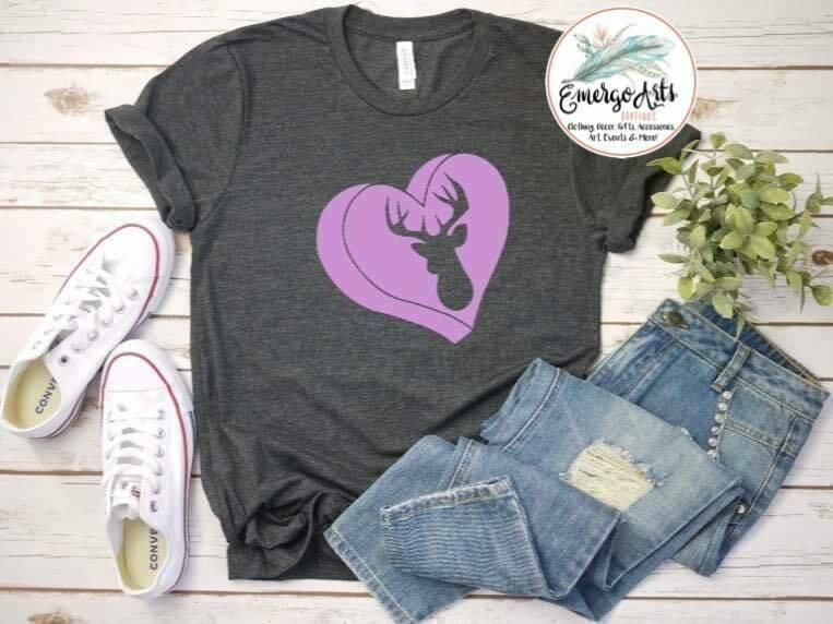 Candy Heart Buck