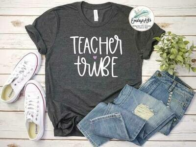 Teacher Tribe Tee