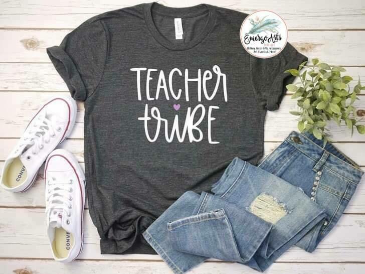 Teacher Tribe Tee
