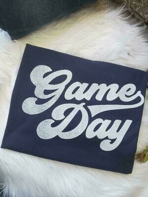 VINTAGE GAME DAY TEE