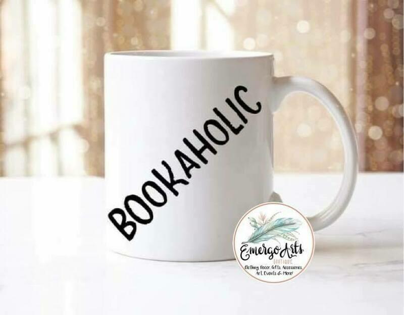 Bookaholic Drink-ware