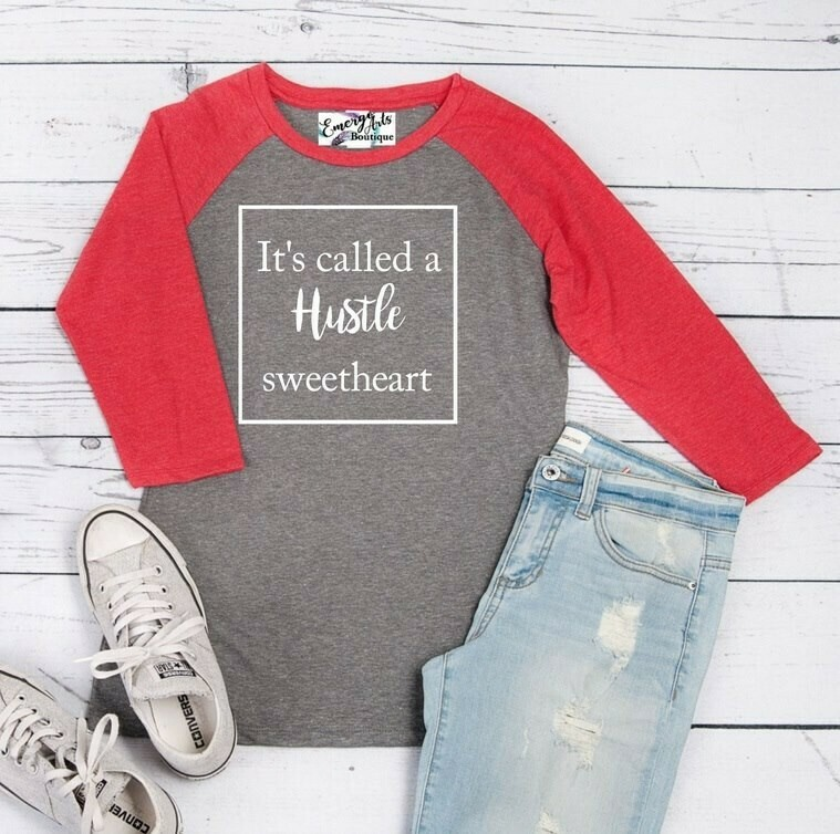 Hustle Sweetheart