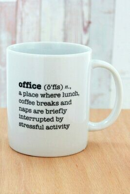 Coffee Mug - Office