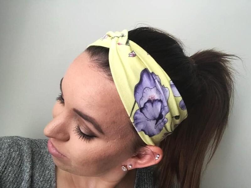 Turban Wrap Headband