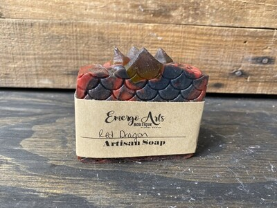 Ruby Dragon - Soap Bar