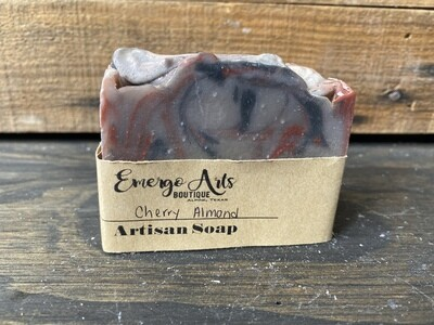 Cherry Almond - Soap Bar