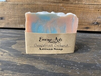 Grapefruit Orchard - Soap Bar