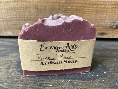 Prickly Pear - Soap Bar