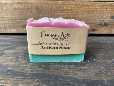 Watermelon Slice - Soap Bar