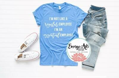 Essential Employee Tee