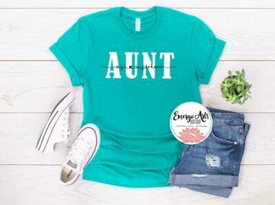 Superhero Aunt Tee