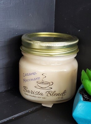 BARISTA BLENDS SOY CANDLE