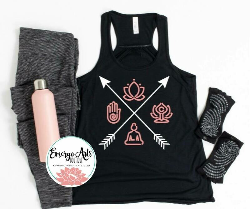 Directions  Tank or Tee