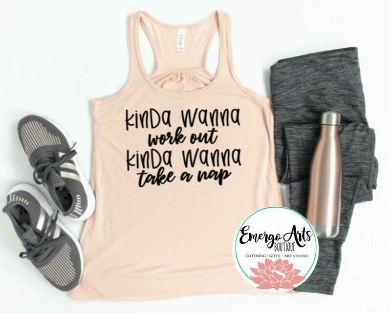 Nap or Gym Tank or Tee