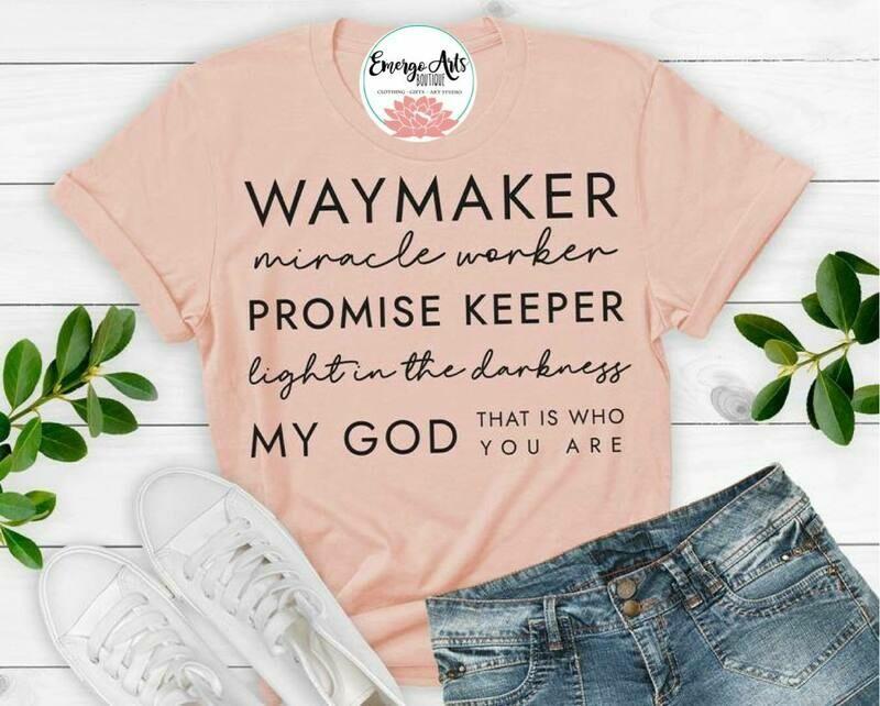 Waymaker Tee