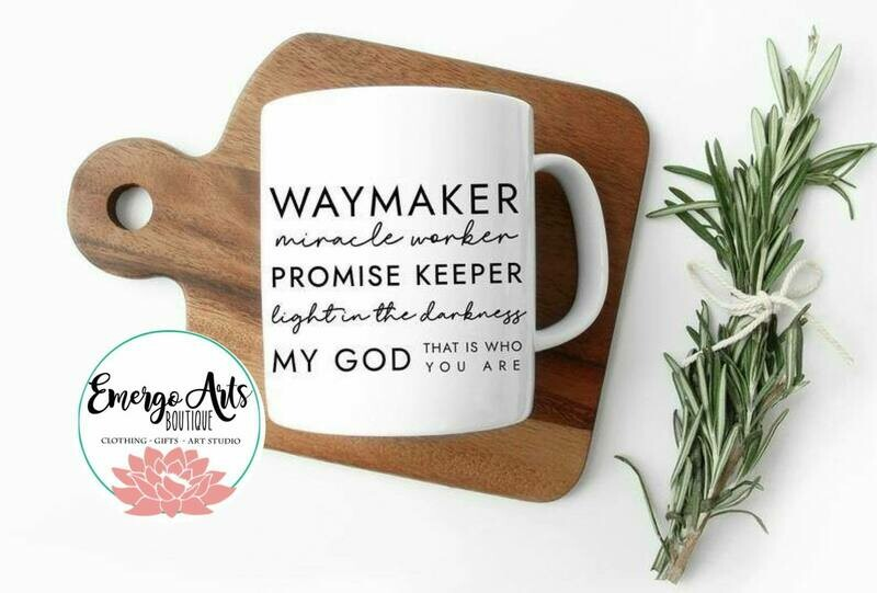 Waykeeper Mug