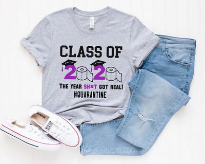 Class of Senior 2020 Tee