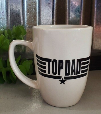 TOP DAD MUG Father's Day gifts